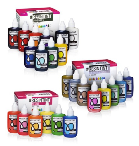 ResinTint Liquid Pigment Colorants