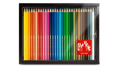 Swisscolor Water-soluble Colored Pencil Sets
