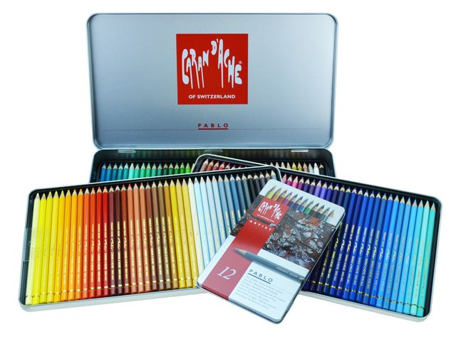 Pablo Colored Pencil Sets