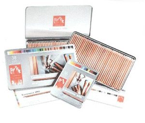 Luminance 6901 Colored Pencil Sets
