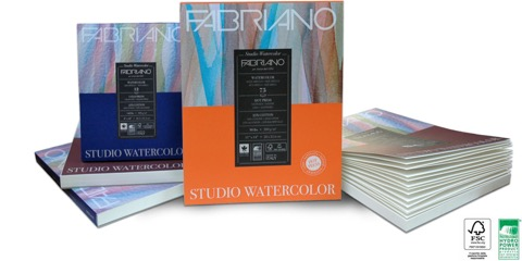 Studio Watercolor Pads