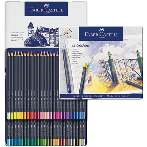 Goldfaber Colored Pencil Sets