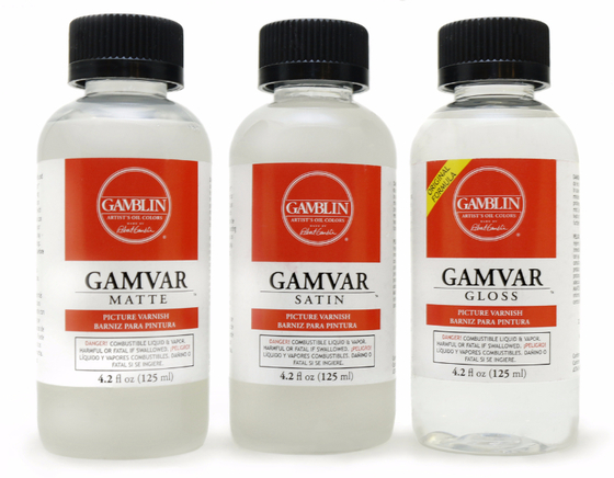 Gamvar Picture Varnish