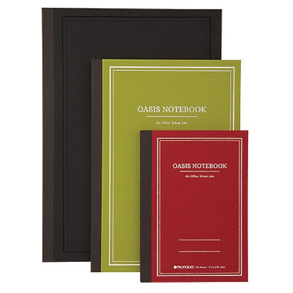 Oasis Notebooks