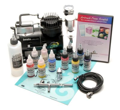 Airbrush Intro Set