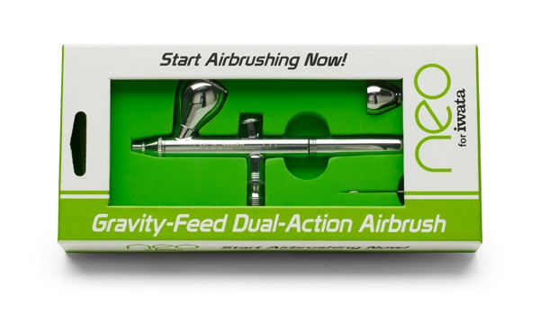 Neo Series Airbrushes