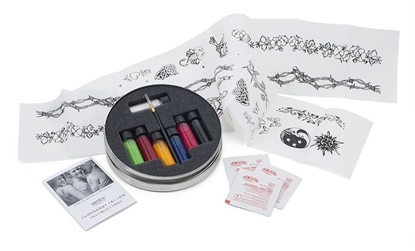 Body-Art Master Tin Set