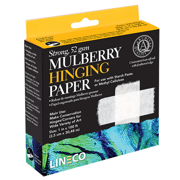 Mulberry Hinging Paper