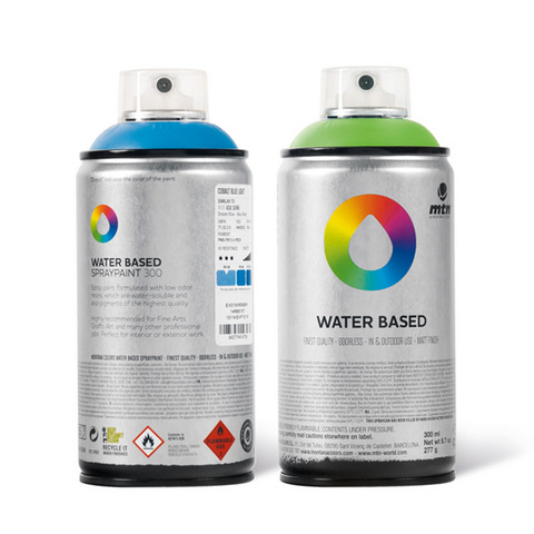 Water-based Spray Paint