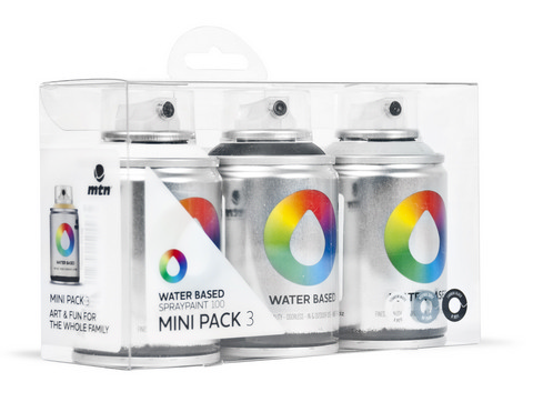 Water-based Spray Paint Sets