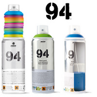 94 Spray Colors