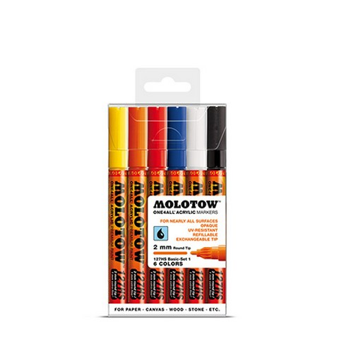ONE4ALL Acrylic Marker Sets