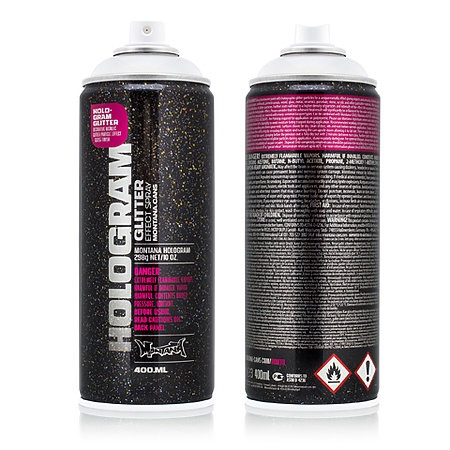 EFFECT Hologram Glitter Spray