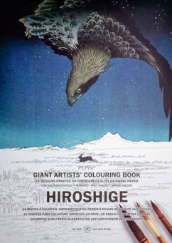 Artists' Giant Coloring Books