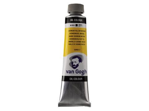 Van Gogh Oil Colors