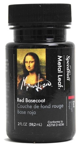 Water-based Red Basecoat