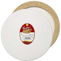 Artist Series Round Stretched Canvas