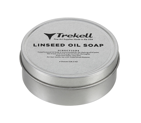 Linseed Oil Soap