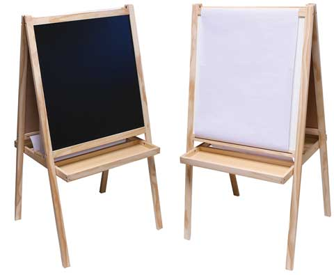 Children's Paint & Draw Easel