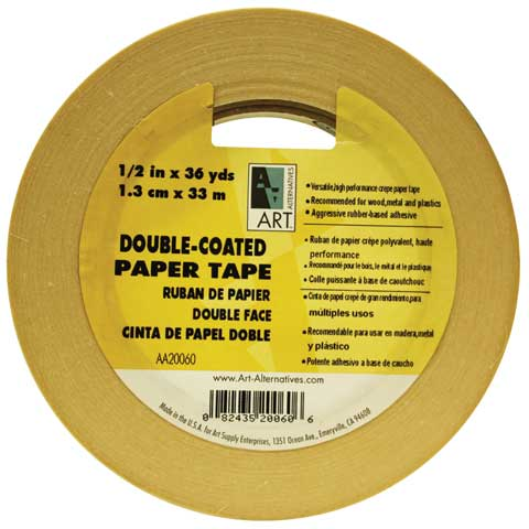 Double-Stick Paper Tape
