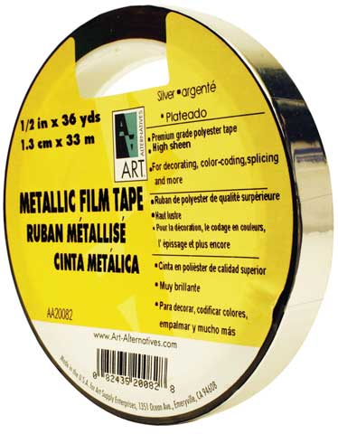 Metallic Film Tape