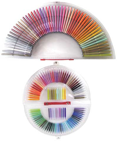 Rainbow Marker Sets