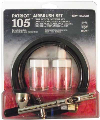 Patriot Airbrush Set