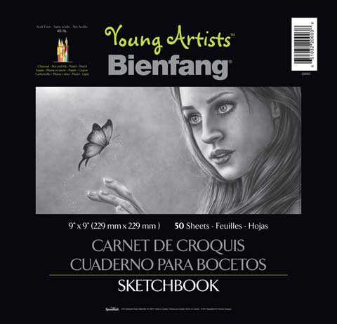 Young Artists Sketch Books