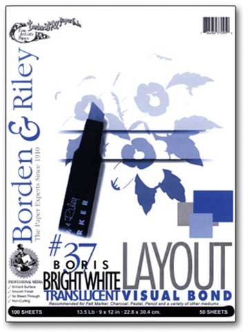 #37 Boris Marker Layout Pads