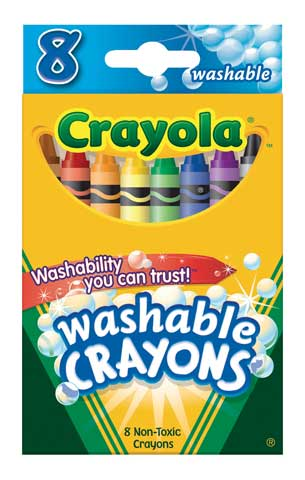 Washable Crayon Sets
