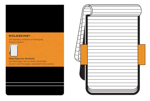 Reporter Notebooks