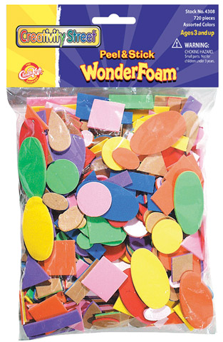 Peel & Stick WonderFoam