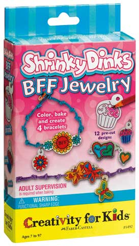Shrinky Dinks BFF Jewelry Kit