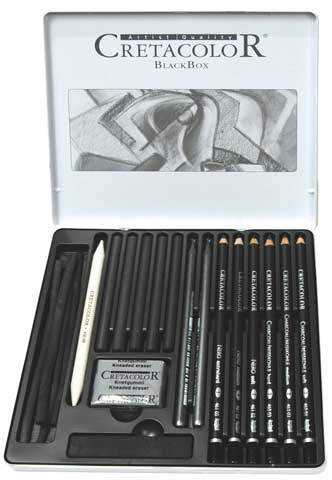 Black Box Drawing Set