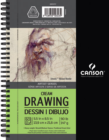 Artist Series Drawing & Sketching Pads