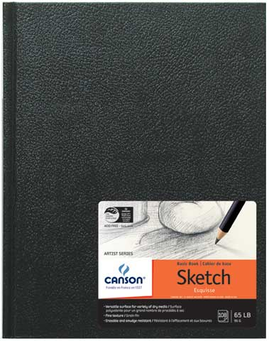 Canson Sketch Books