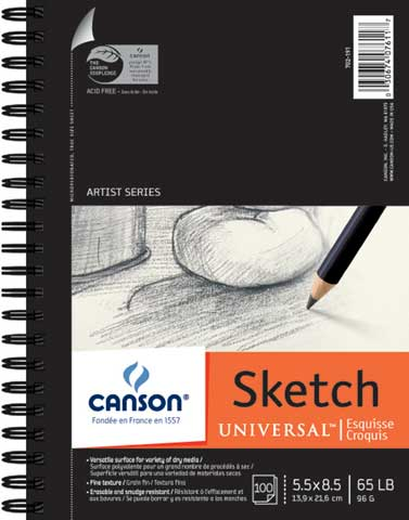 Universal Heavy-Weight Sketch Pads
