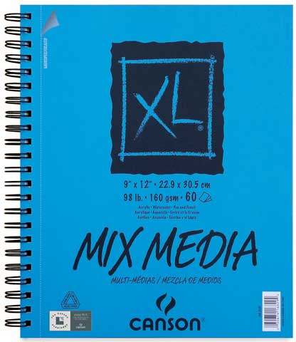 XL Mix Media Pads