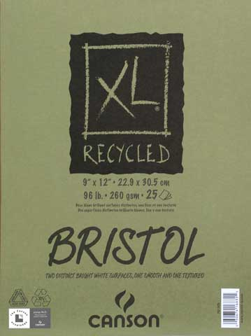 XL Recycled Bristol Pads