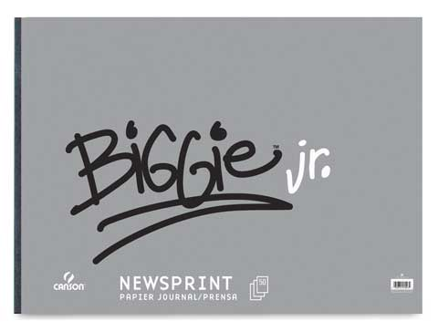 Biggie Newsprint Paper Pads