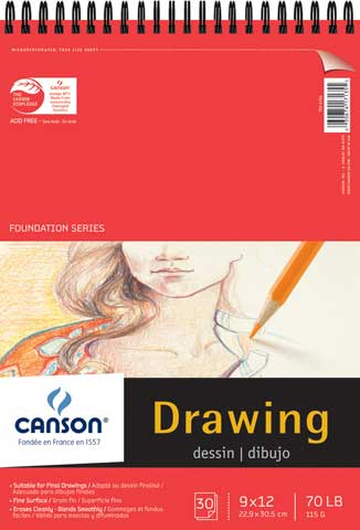 Foundation Series Drawing Pads
