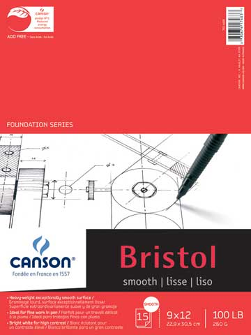 Foundation Series Bristol Pads