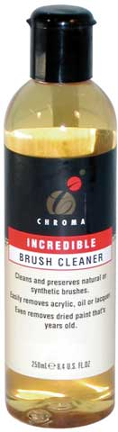 Chroma Incredible Brush Cleaner
