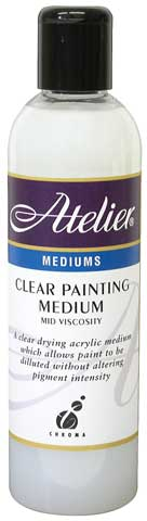 Atelier Interactive Clear Painting Medium
