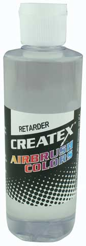 Airbrush Paint Retarder