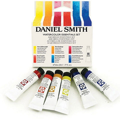 Extra-Fine Watercolor 5ml Introductory Sets