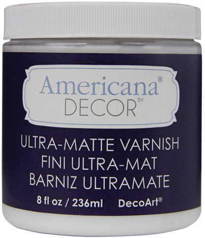 Americana Decor Varnishes