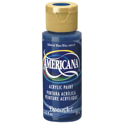 Americana Acrylic Colors
