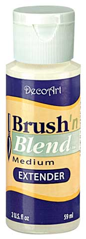 Americana Brush 'n Blend Drying Time Extender