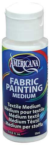 Fabric Painting Medium